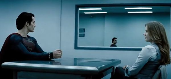 superman interview